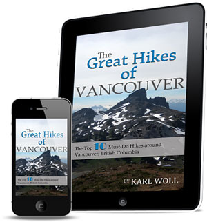 Best Vancouver Hikes Book